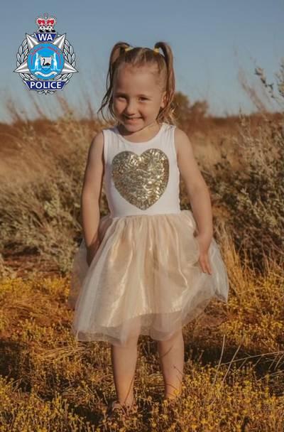 Australische politie bezorgd om veiligheid vermiste Cleo (4): 'Ze had tent niet zelf kunnen openen'