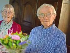 Martin (94) en Rie (90) zijn na 65 jaar huwelijk nog altijd dol op elkaar