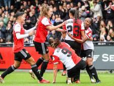 Feyenoord-vrouwen volgend seizoen in de Kuip? 'Natuurlijk is dat geen gek idee'