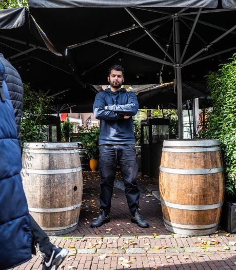 Arnhemse horeca scheert langs afgrond. Zaf Göbel: 'Ik ben nu nog vinoloog, straks rioloog. Putjesschepper!'
