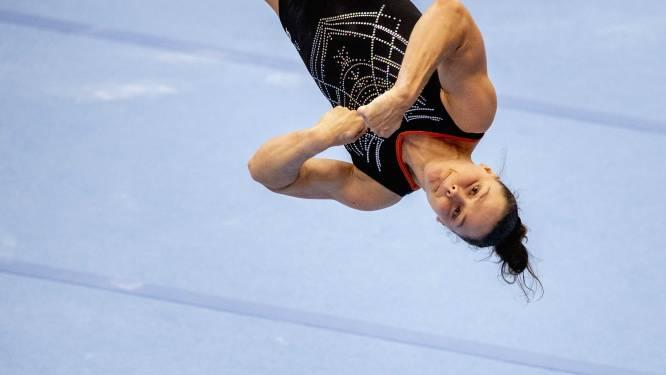 Elze Geurts verspeelt WK-medaille door val in sprongfinale: 'Balen, maar ik ben vooral trots'