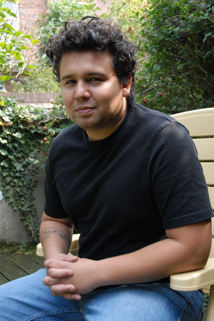 Organisator Rik Buenen.