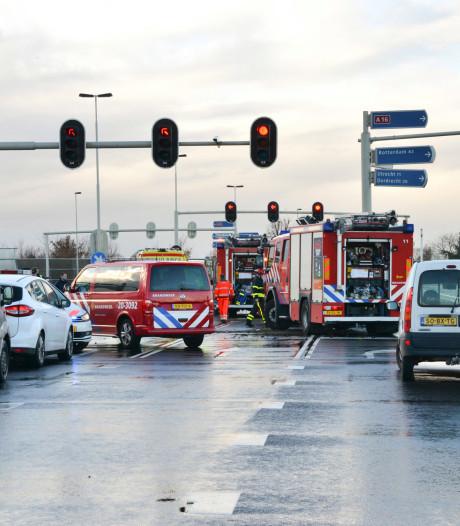 Overleden slachtoffers A16 bij Breda zijn twee vrouwen van 43 en 28 jaar