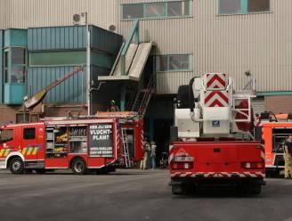 Brand bij veevoederbedrijf veroorzaakt rookontwikkeling