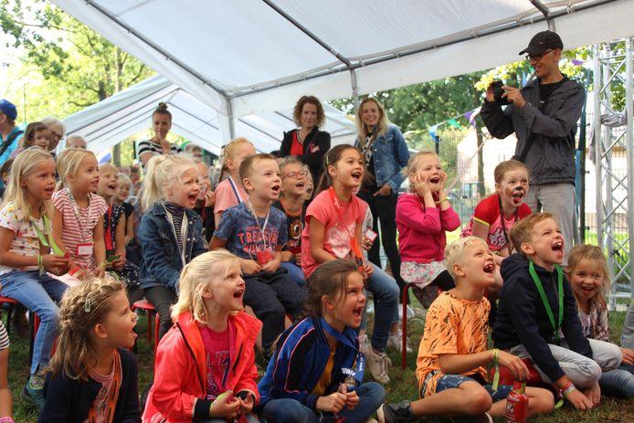Veghel in Hout verwacht dat kinderen weer veel plezier gaan beleven tijdens bouwdorp 2021.