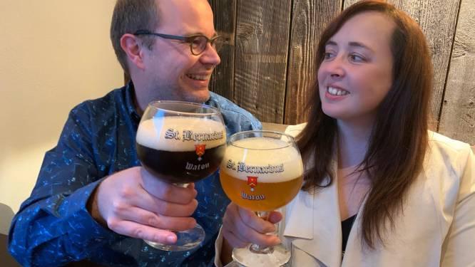 """Biersommelier Sofie Vanrafelghem over Abt 12 en Westvleteren 12: """"Niet dezelfde bieren, maar ze proeven even lekker"""""""