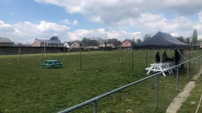 Voormalig voetbalterrein Eva's Kumtich wordt woonzone, maar in afwachting van werken komt er tijdelijke speeltuin