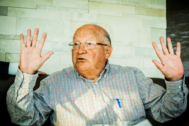 'Ik heb altijd gezegd dat de democratie in staat is zichzelf kapot te maken: ik vraag me af of het nu niet aan het gebeuren is' Beeld Wouter Van Vaerenbergh