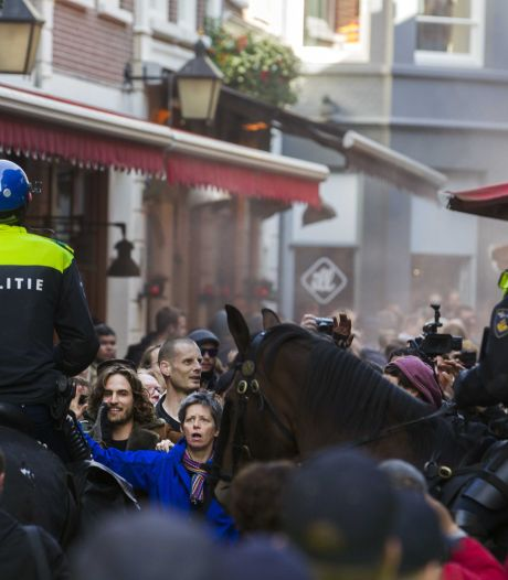 Pegida: demonstratie gewoon in binnenstad
