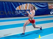 Oosterwegel ontbreekt bij NK op 400 meter sprint