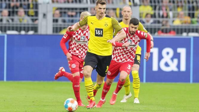 Problemen voor Dortmund: Meunier en Haaland geblesseerd aan de kant