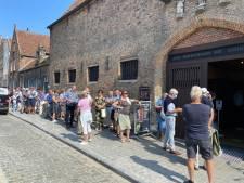 """Liefst 15.800 (!) bezoekers maken kennis met Sint-Godelieveabdij: """"Een enorm succes"""""""