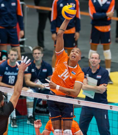 Volleyballers winnen ook tweede groepsduel op EK