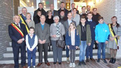 Familie Van Hulle viert gouden jubileum