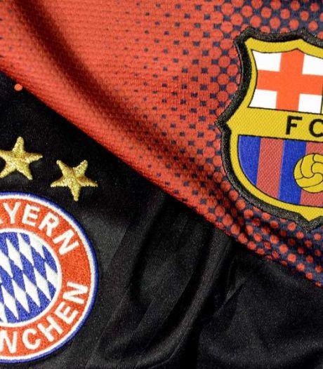 Messi of geen Messi? Finalewaardig affiche in München