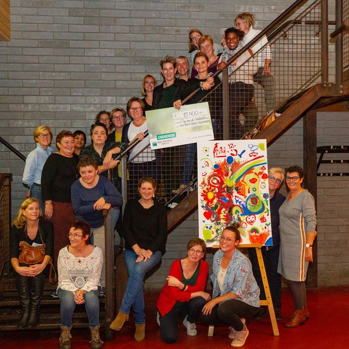 De Dag van de Solidariteit bracht 15.400 euro op.
