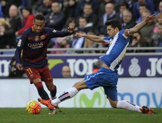 Fans Espanyol viseren Neymar met apengeluiden