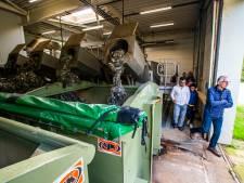 Niet drugsafval, maar billendoekjes zijn de grote vijand bij de rioolwaterzuiveringsinstallatie in Eindhoven