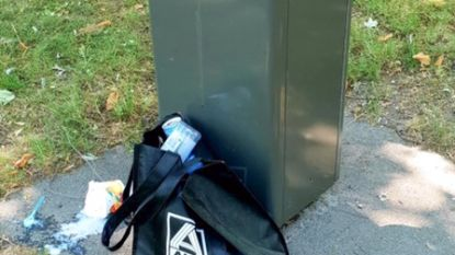 """""""Strijd tegen sluikstorten opvoeren"""": extra controles in stadspark deze zomer"""