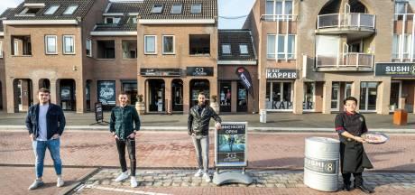 Deze drie durven: sushi, mannenmode en fietskleding nieuw in Nieuwstraat in Eersel