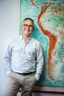 Johan van Rijswijck, directeur en oprichter van reisbedrijf Sapa Pana Travel