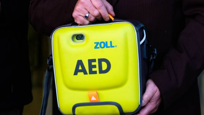 Defibrillator Eurohal beter bereikbaar