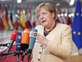 Duitse bondskanselier Merkel wil hoge energieprijzen en klimaatbeleid gescheiden houden