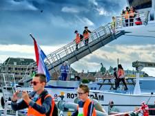 Binnenvaartdagen Zwijndrecht hard nodig om jeugd warm te maken voor baan aan boord