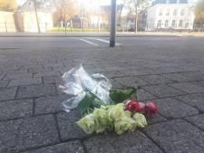 Onverlaten stelen bloemen ter nagedachtenis aan in Breda doodgestoken Paul