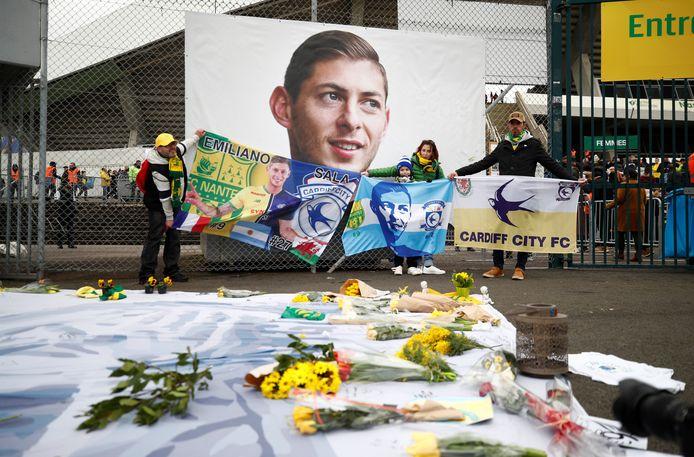 Na zijn dood werd Emiliano Sala door zowel Nantes als Cardiff herdacht.