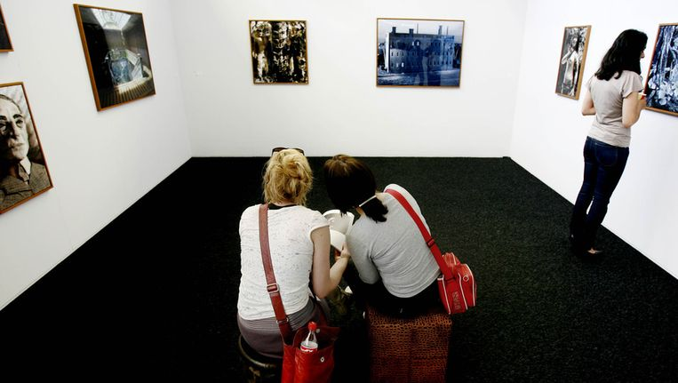 Archieffoto van KunstRAI. Beeld ANP