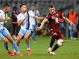Lazio blijft in spoor Juve na zwaarbevochten zege op Torino