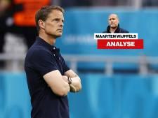 Excuses voor een exit tegen Tsjechië zijn er niet voor Frank de Boer