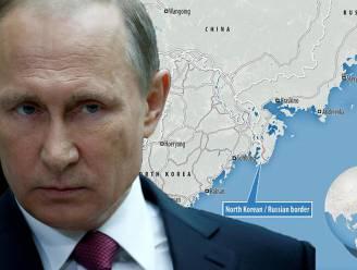 Poetin beveelt 1.500 Russen grensgebied met Noord-Korea te verlaten
