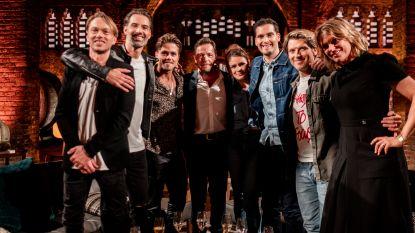 Artiesten 'Liefde voor Muziek' scoren in Ultratop