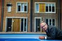 Ton van de Klok, topman van Klokgroep,  de bouwende ontwikkelaar uit Nijmegen.