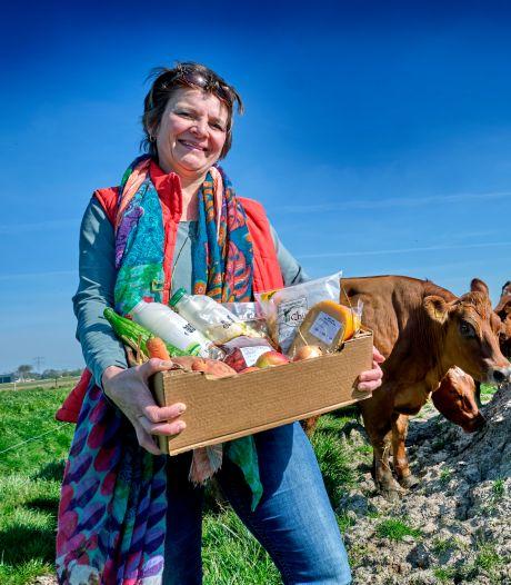 Kopen bij de lokale boer hipper dan ooit: 'Er wordt rond Rotterdam zo veel geteeld'