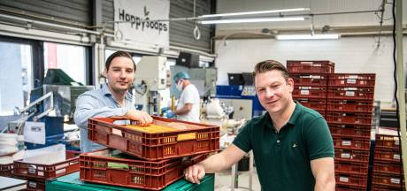 Hoe broers Marcel en Marco vorig jaar zeker 750.000 plastic flessen hebben bespaard