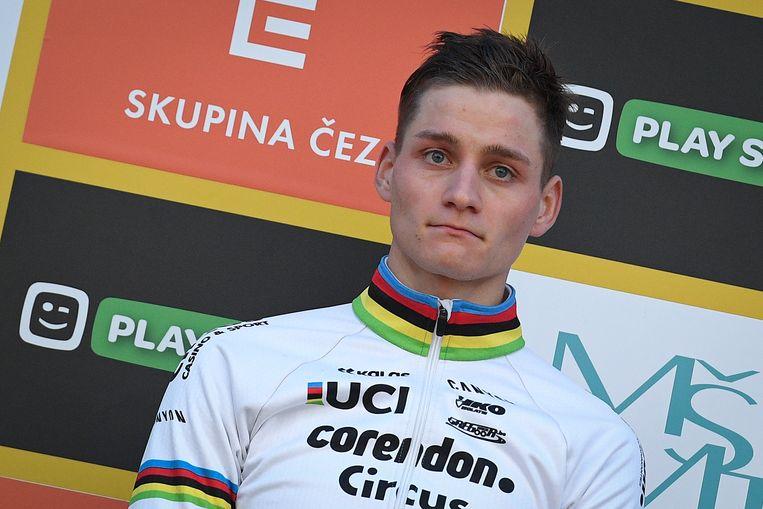 Mathieu Van Der Poel. Beeld BELGA