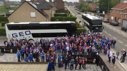 Buffalovrienden Zottegem trekt met 175 fans naar bekerfinale op de Heizel