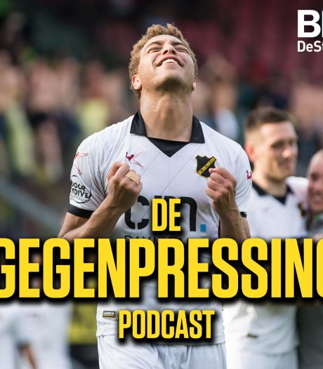 De Gegenpressing Podcast | Cyriel Dessers over promotie met NAC: 'Mijn vader krijgt nog steeds tranen in de ogen van de beelden'