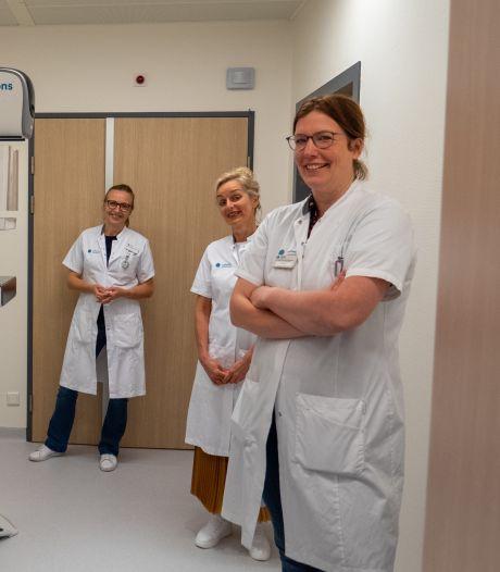Snel onderzoek borstafwijking in Catharina