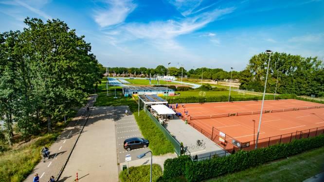Stappegoor krijgt ook een 'Spoorpark' met veel ruimte voor sport; de atletiekbaan blijft er liggen