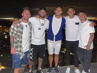 """""""PSG knoopt gesprekken aan met Messi"""", vakantiefoto van Neymar voedt geruchten"""