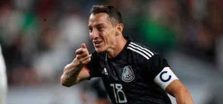 Guardado loodst Mexico naar kwartfinales, blessure PSV'er Gutiérrez
