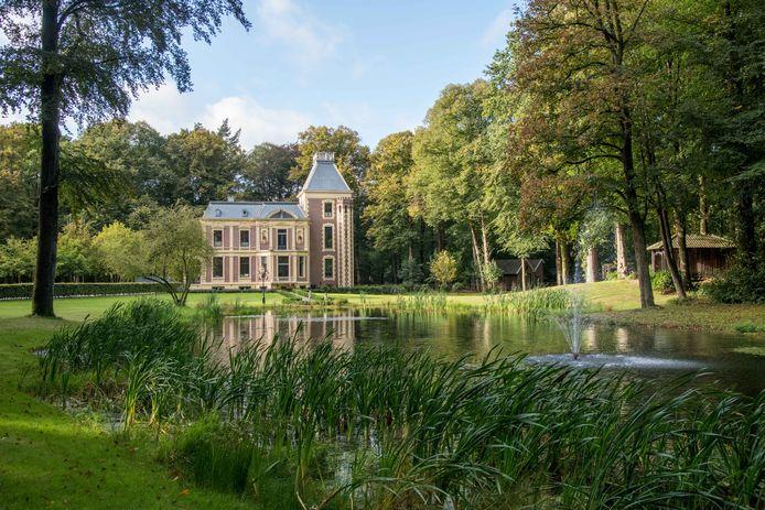Open huis bij het karakteristieke landgoed Groot Spriel in Putten gaat niet door vanwege corona.
