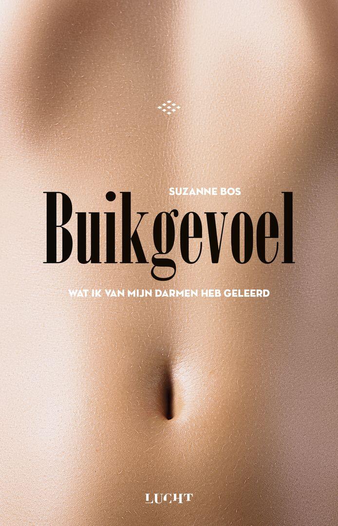 Omslag van Buikgevoel, een boek geschreven door Susanne Bos-Heerkens.