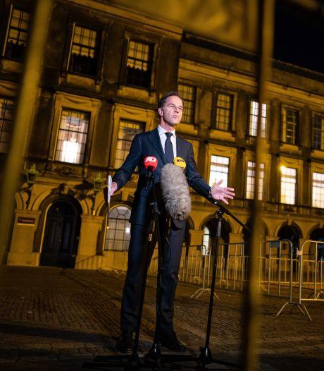 Nog net te veel coronaregels, Rutte's rehabilitatie en Tjeenk Willinks laatste kunstje
