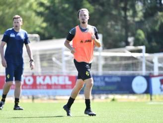 """Joeri Poelmans en Lierse openen oefencampagne op Hooikt: """"Basisconditie is in orde, nu matchritme opdoen"""""""