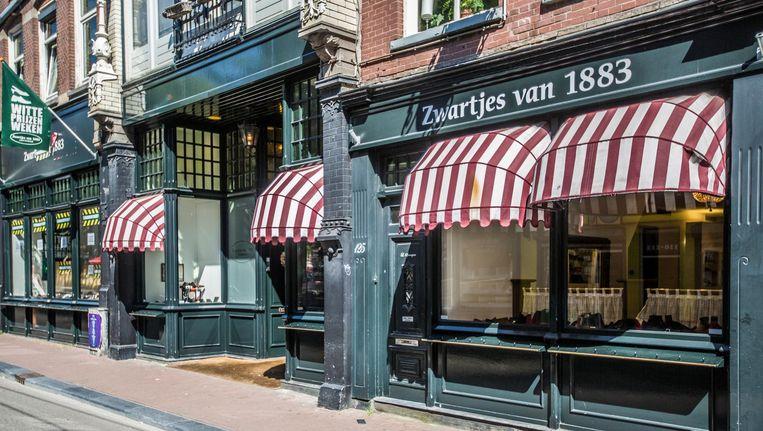 c72bb7196c5 ... Schoenenzaak Zwartjes van 1883 op de Utrechtsestraat Beeld Eva Plevier